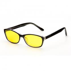eb04b21674cd Водительские очки непогода AD019 Premium женские Цвет  чёрно-прозрачный